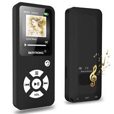 MP3-Player 8 GB Royal BC01 - 100 Stunden Wiedergabe, Schrittzähler  - Schwarz -