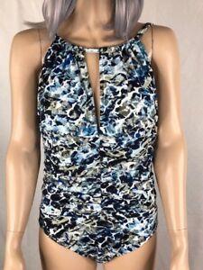 63fe2e7a6d1d5 Women's NWT Magicsuit Sea Glass Kat One-Piece Swimsuit Size 16 ...