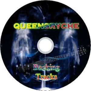 QUEENSRYCHE-GUITAR-BACKING-TRACKS-CD-BEST-OF-GREATEST-HITS-MUSIC-PLAY-ALONG-MP3