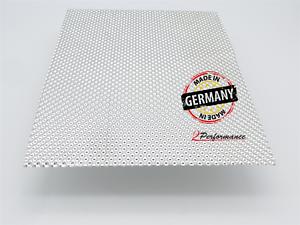 Hitzeblech 500 x 1000 mm Edelstahl Schutzblech Hitzeschutz 1000 Grad Turbo