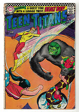 DC Comics TEEN TITANS Issue 6 Guest Star With A Savage Twist ... Beast Boy! GD+