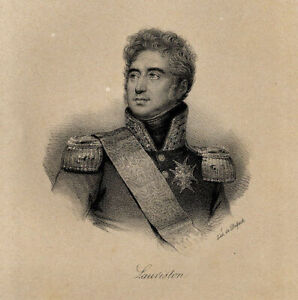 Portrait-of-Jacques-Alexandre-Law-of-Lauriston-Lithography-Original-19th
