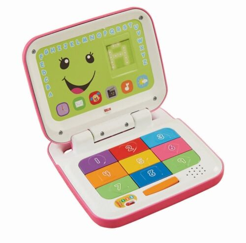 Laptop Computer Baby Kid Child Song Music Educational Learning Toy Game Girl Boy