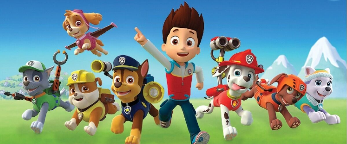PARKING PASSES ONLY Paw Patrol Live 10:30am Show