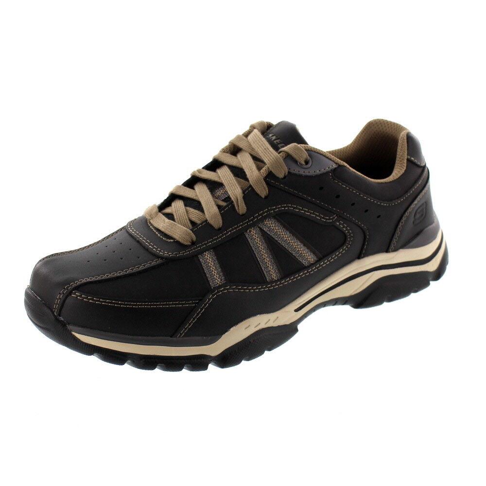Descuento de la marca Skechers zapatos caballero-rovat 0 Texon - 65418-Black Taupe