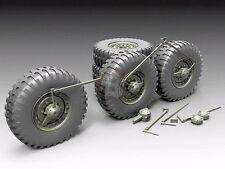 Royal Model 1/35 DUKW Amphibious Truck WWII Wheels Set (6 pieces) [Resin] 742