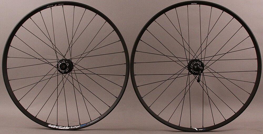 Ryde Edge22 Rims 27.5 650b Mountain  Bike MTB Wheelset Shimano 6B Hubs 15mm-QR  comfortably