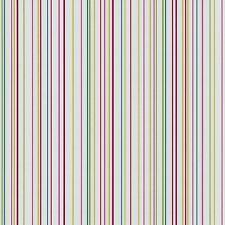 P+S Papier Tapete X-Treme Color 05564-20 schmale Streifen Linien Weiß Bunt