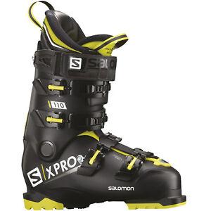 huge discount b139d 77d4e Details about Salomon x pro 110 Men's Ski Boots Ski Boots Ski-Schuhe all  Mountain Boots