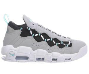 Nike Air More Money Diamond Mens AJ2998-003 Grey Island Green Shoes ... a6da42711