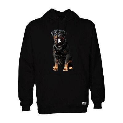 Rottweiler Hundenliebhaber Haustier Damen Herren Sweatshirt Pulli Größe S-XXL