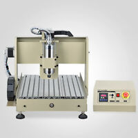 800W 4Axis CNC ROUTER engraving Machine 3040 Milling Driling Cutting Wood Metal