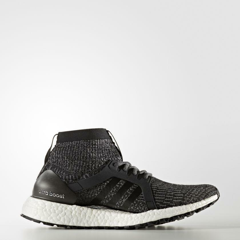 ADIDAS ORIGINALS UltraBOOST X ALL TERRAIN BY1677 CORE BLACK/UTILITY B/GREY/WHITE