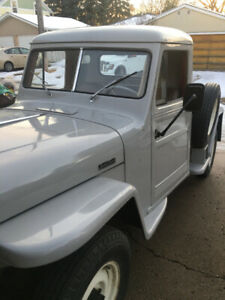 1948 Jeep Willys Pickup