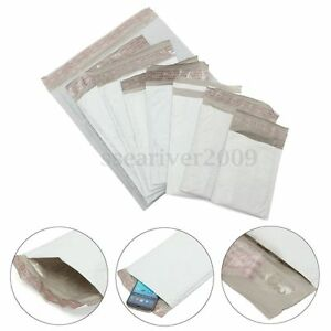 Padded-Poly-Bubble-Mailers-Plastic-Self-Sealing-Closure-Envelope-Shipping-Bags