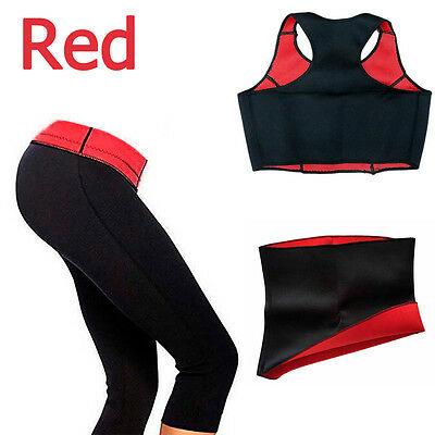 Fashion Women Hot Neoprene Body Shaper Slimming Waist Pants Slim Belt Yoga Vest