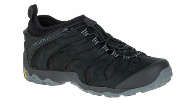 b3a26a68 Merrell Chameleon 7 Stretch Black J12063 Hiking Shoe Men's sizes 7-15/NEW!!!