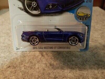 2015 Diecast Mustang Convertible