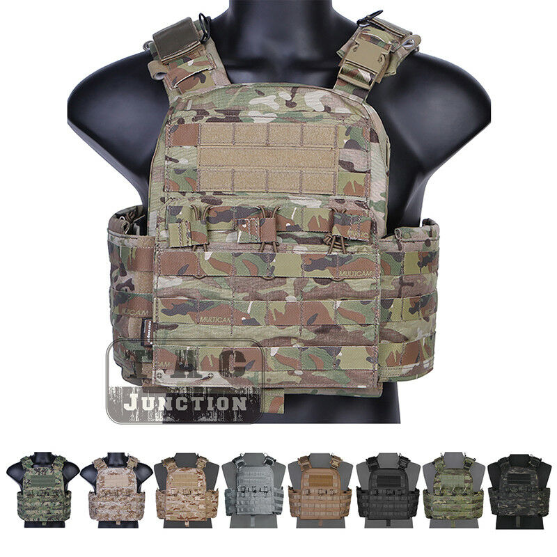 Emerson Tactical CAGE Plate Carrier CPC Vest Adjustable Load-bearing  MOLLE Vests  luxury brand