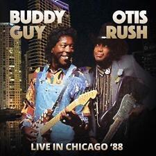 Rush,Otis & Buddy Guy - Live in Chicago 88 - CD NEU