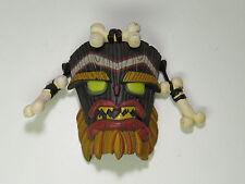 Crash Bandicoot Aku Aku Mask 1999 ReSaurus Series 2 uka uka