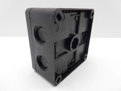 SGD ejbs 1-BL IP66 boîte de jonction complet avec bande de connecteur 20 mm K.O.