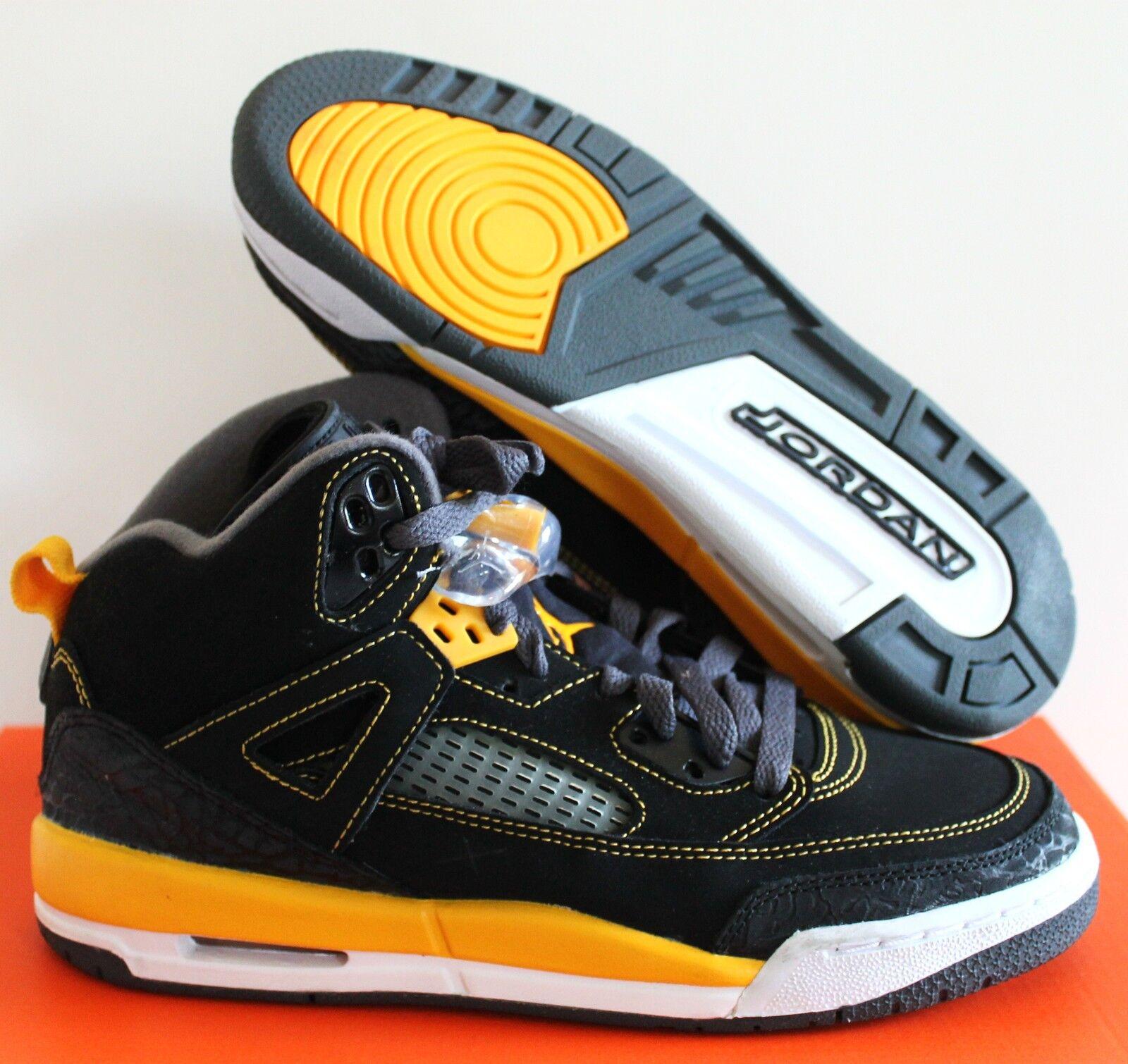Nike Jordan Spizike (GS) Negro-UNVRSTY Negro-UNVRSTY Negro-UNVRSTY ORO y // Mujeres [317321 030] 0d9b0f