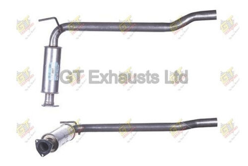 VW Transporter T4 1.9 Tdi 2.5 TDi De-cat Pipe Exhaust Front Pipe VW572V