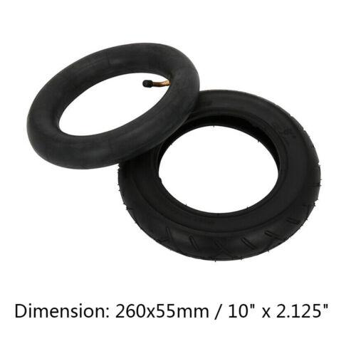 """10/"""" x 2.125/"""" Tire /& Inner Tube Rubber Tyre Wheel Non-Slip for Tricycle Kids Bike"""