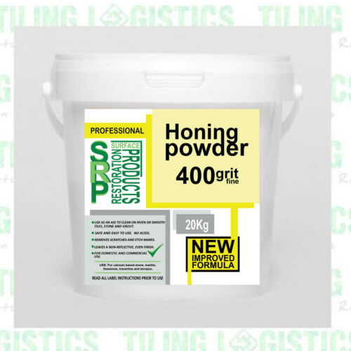 Psrp Hone 400grit 20kg Honing Cleaning Powder For Marble Travertine Limestone