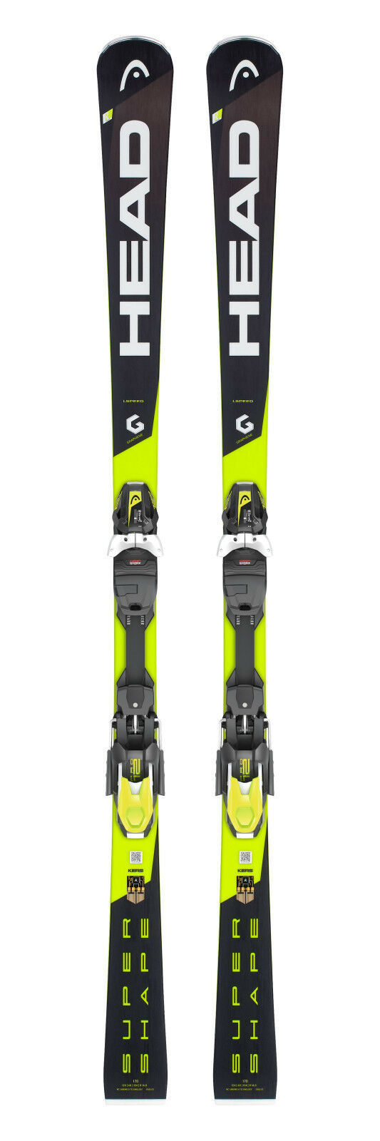 HEAD Supershape i.SPEED SW SW SW mit PRD 12 GW Bindung Race Carver Ski Collection 2019 c13b1b