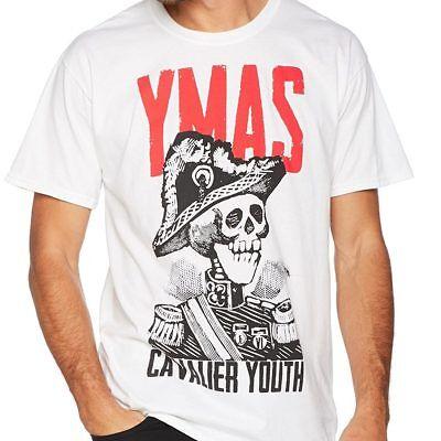 100% Vero You Me At Six - Cavalier Youth T Shirt - Nuovo E Originale Colore Veloce