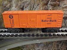 O gauge train track cleaner car kit