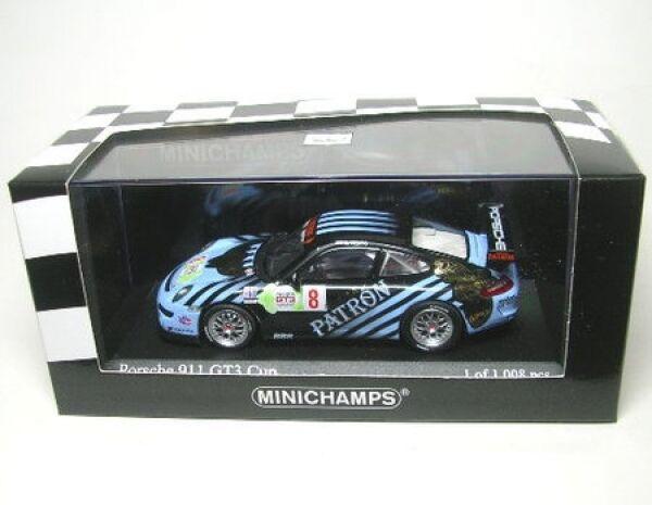 Porsche 911 No. 8 ISMA GT3 Cup Challenge 2009  | Neuankömmling