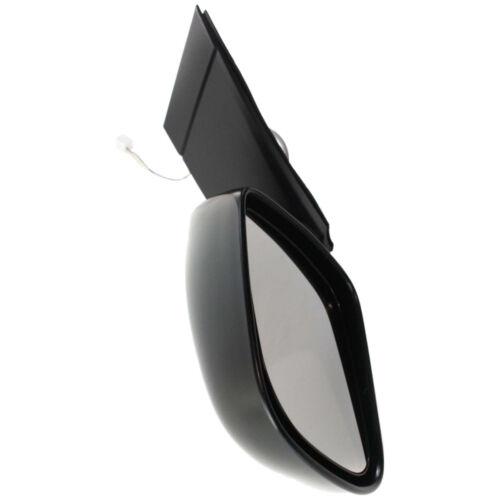 New Set of 2 Power Non-Heated Door Mirror Black for Toyota Sienna 2004-2010 Pair