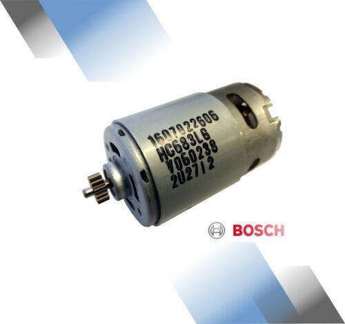 Original Motor Bosch PSR 1800 Li-2 PSR 14,4 Li PSR14,4  2609005257  1607022606