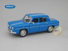 Renault R8 Gordini Azure - Welly - 1:24 - WE24015AZ