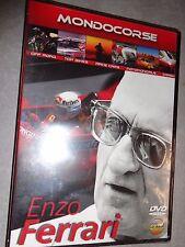 DVD ENZO FERRARI MONDOCORSE ITALIANO ENGLISH F1 FORMULA 1