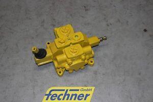 Bucher-Hydraulik-Steuerblock-Wegeventil-Wegeventilblock-mech-HDS30-01-NEU