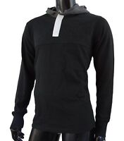 The Hundreds Skate Lines Sweatshirt Hoodie L/s Shirt Black Mens Size Medium