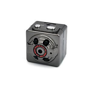 MINI Überwachungskamera VIDEO FOTO Kamera SPY CAM mit Bewegungsmelder