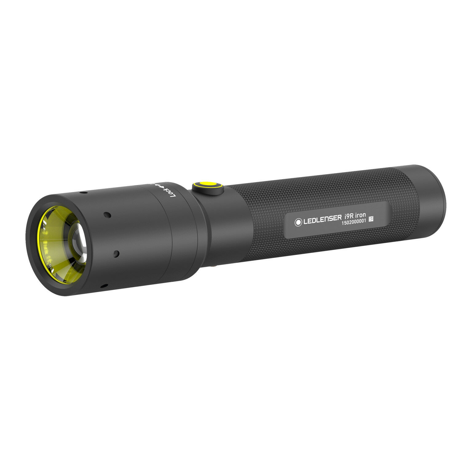 LED Lenser i9R-iron Rechargeable Flashlight Torch 700 Lumens