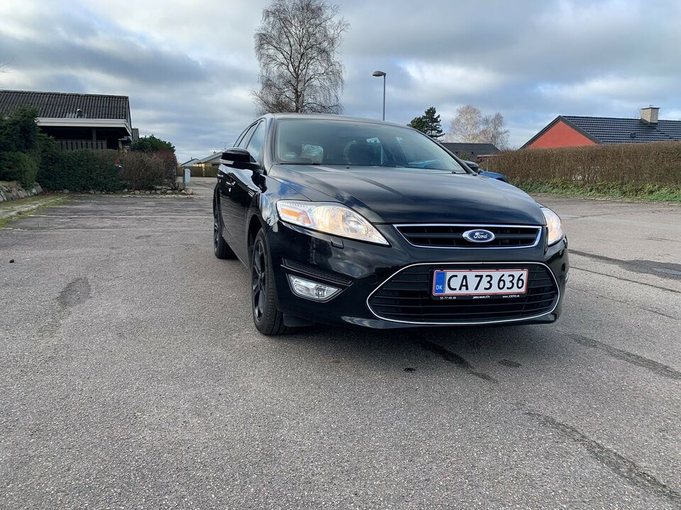 Ford Mondeo, 2,0 TDCi 140 Trend stc. aut., Diesel