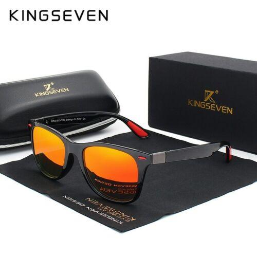 KINGSEVEN Damen Herren Unisex Sonnenbrille N-7366