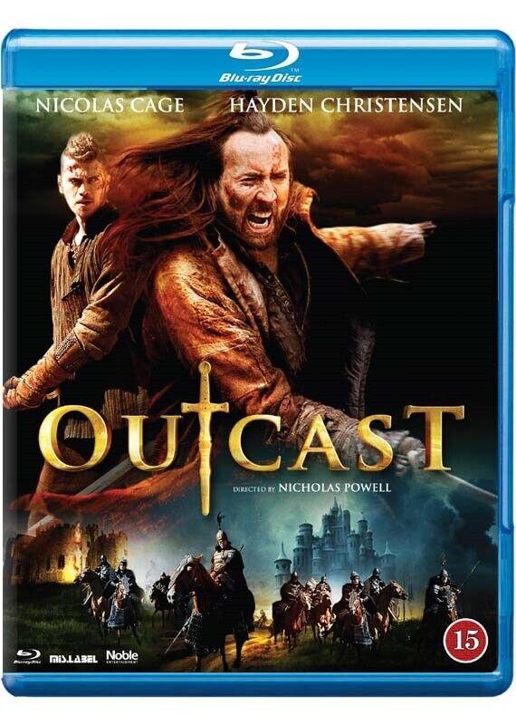 Outcast (Nicolas Cage), instruktør Nick Powell, Blu-ray