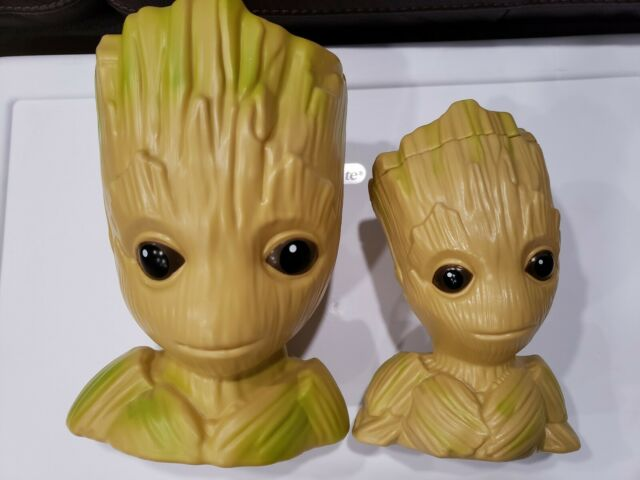 Dancing Groot Figure Guardians of the Galaxy Vol 2 Authentic US Seller