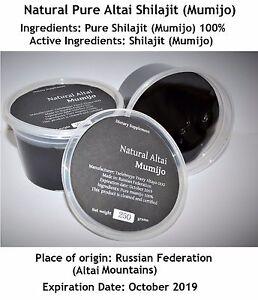 MEGA-SALE-Pure-Altai-Shilajit-Resin-1-65-Lb-750-Grams-Mumijo-Moomiyo-Mumio
