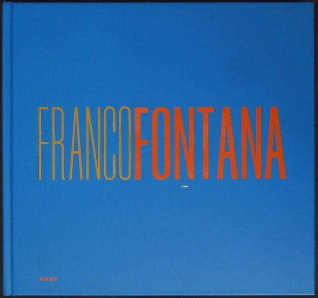 FONTANA Franco, A Life of Photos. Testi di Ferdinando Scianna. Postcart, 2010
