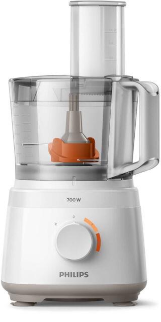Küchenmaschine PHILIPS HR7510//10 Rührschüssel-Kapazität: 2.1 Liter 800 Watt,
