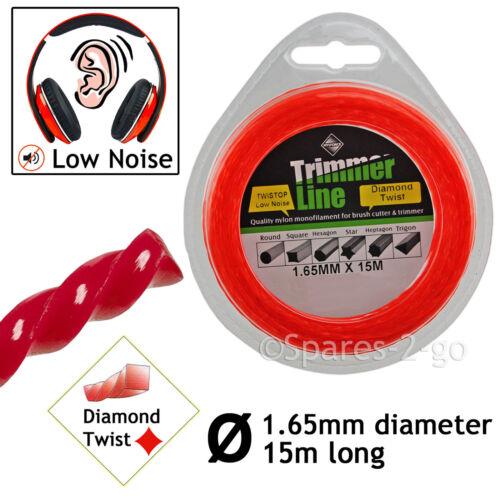 1.6 mm DU PERCO cordon de ligne spool refil Pour Bosch ART23 art25 art26 ART30 art35